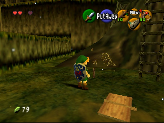play legend of zelda ocarina of time online free